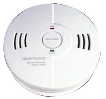 Kidde Combination Carbon Monoxide/Smoke Alarms, Ionization; Fuel Cell (1 EA)