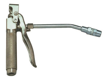 Lincoln Industrial Heavy Duty High Pressure Grease Guns, 7,500 psi, 1/8 in NPT(F), Nozzle/Coupler (1 EA)