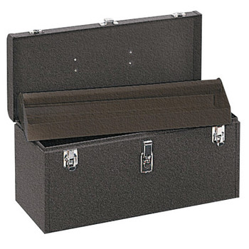 "Kennedy 20"" Professional Tool Box, Brown (1 EA)"