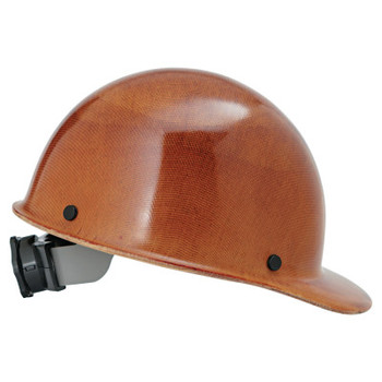 MSA Skullgard Protective Caps and Hats, Fas-Trac Ratchet, Cap, Nat. Tan (1 EA)
