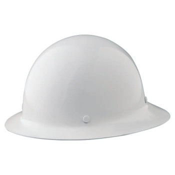 MSA Skullgard Protective Caps and Hats, Fas-Trac Ratchet, Hat, White (1 EA)