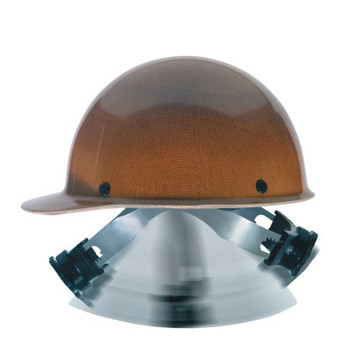 MSA Skullgard Protective Caps and Hats, Swing-Ratchet, Cap, Natural Tan (1 EA)
