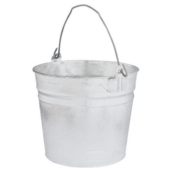 Magnolia Brush 8QT. GALVANIZED PAIL HOT-DIPPED (12 EA)