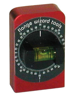Flange Wizard Degree Levels, 2 3/8 in, 1 Vial (1 EA)