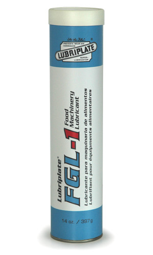 LUBRIPLATE FGL-1, 14 oz. Cartridge, (10 CT/PK)