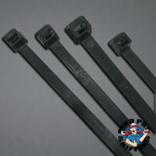 84b0585948c5 Anchor Products: UV Stabilized Cable Ties, 50 lb Tensile Strength, 11.1
