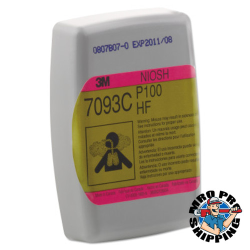 3m mask filters 7093