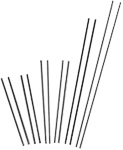 Exothermic Rods