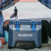 Perfect for days at the beach and surfing the Igloo BMX 25 cool box can keep your drinks and food cold for up to 4 days!