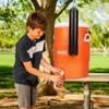 Igloo large water cooler and cup dispenser