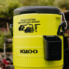 The Igloo handwash sanitiser station can be used alongside other PPE to reduce the risk of COVID transmission