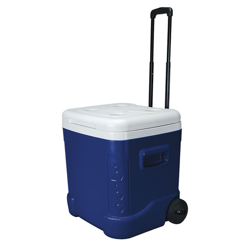 Ice Cube 60 Roller 56 litre Ice Portable Cool Box
