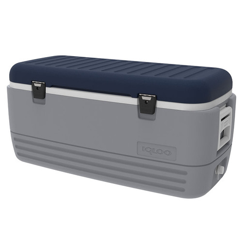 The Igloo Maxcold 100 is a large ice cool box chest perfect for camping trips holidays and festivals