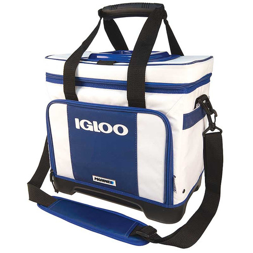 Maine image of the Igloo Marine Ultra Stout Divided Cool Bag  62919