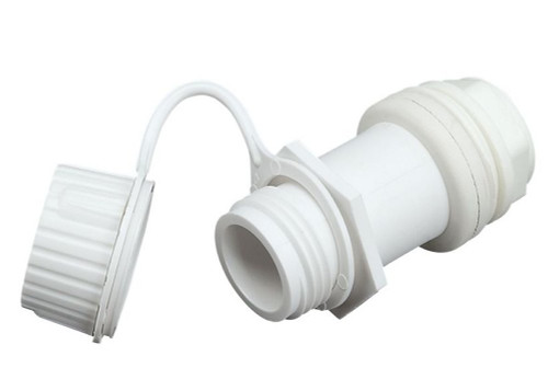 Igloo Coolers Threaded Drain Plug Assembly With Plastic Tethered Cap
