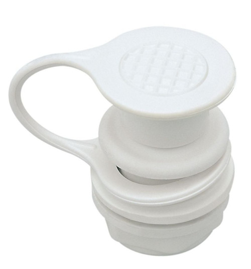 Igloo Coolers Triple-Snap Drain Plug Assembly with Tethered Cap