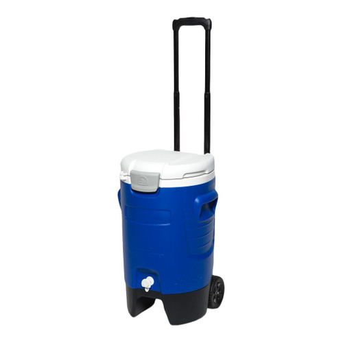 Igloo Sport 5 Gallon 19 litre wheeled portable roller Water Dispenser with handle