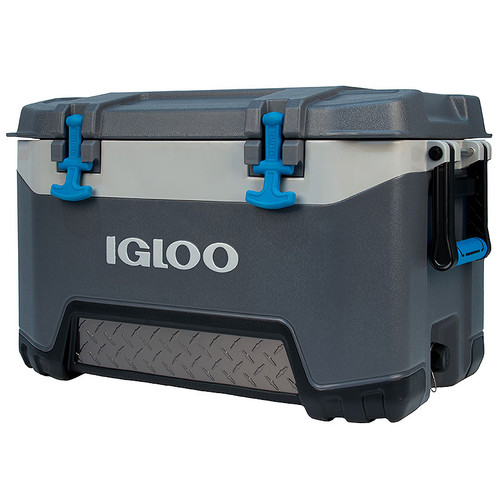 The Igloo BMX 52 is a heavy duty cool box offering class-leading performance and designed for use in tough environments