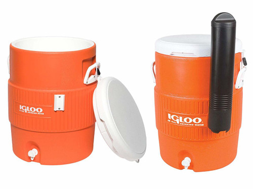 Igloo Seat Top 10 gallon, 37.5L, drinks cooler dispenser