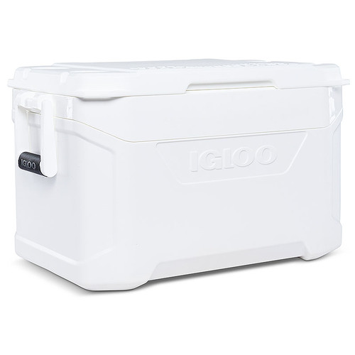 The Igloo Marine Latitude 50 ice cool box is perfect for fishing and angling trips or even camping