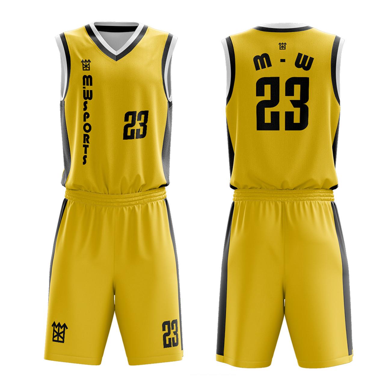 Custom Reversible Basketball Jersey ** Team Uniforms ** Sleeveless Jerseys