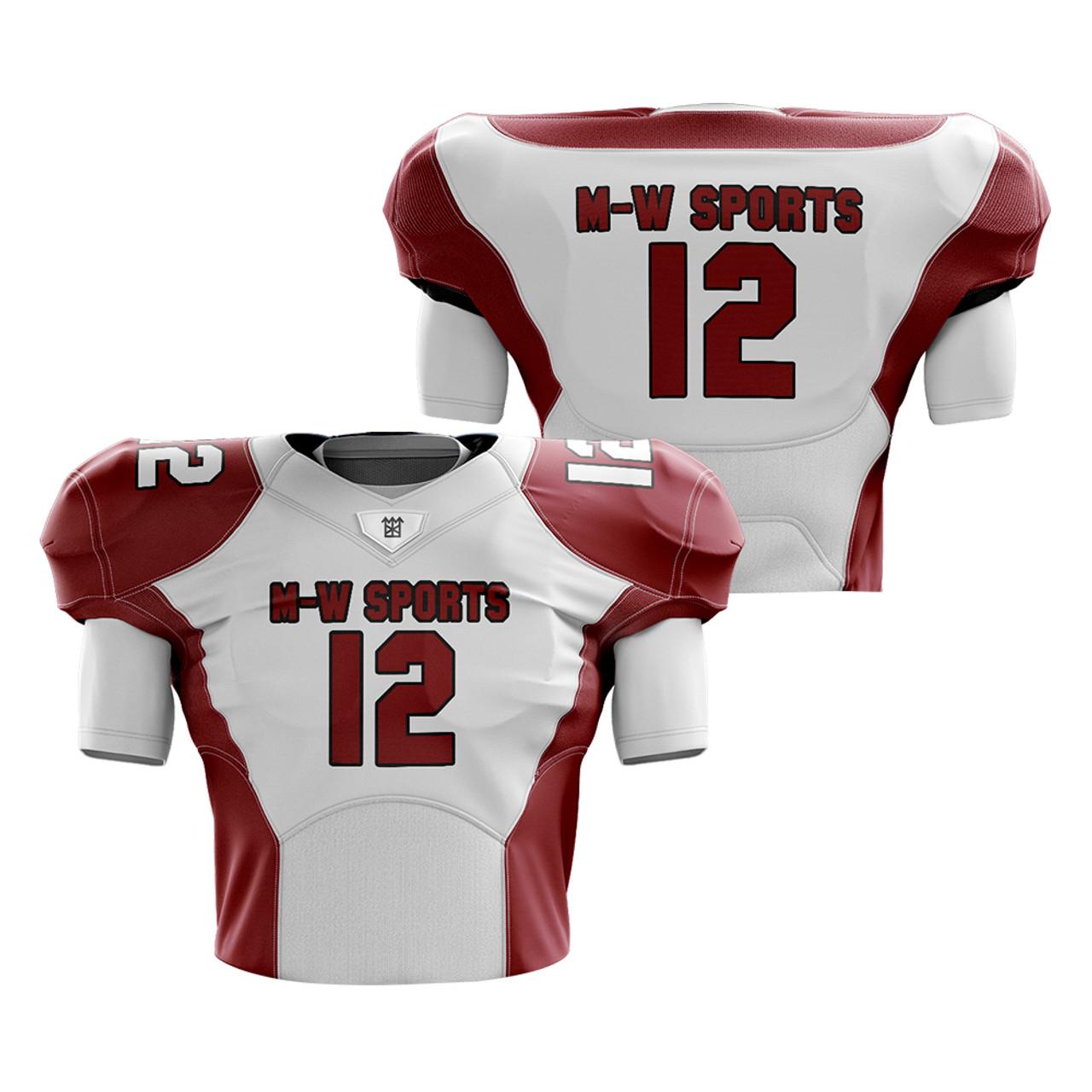 mens american football jersey