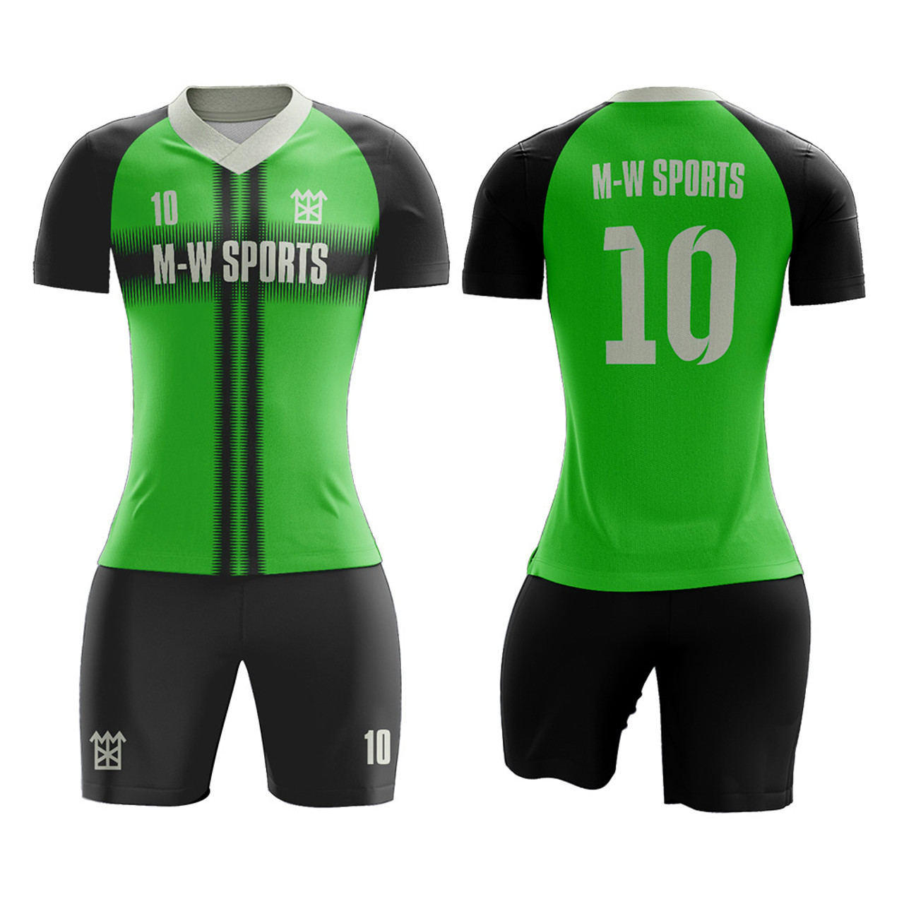 Hot Sale Sublimation Football OEM Custom Cheap Red Women Soccer Jersey