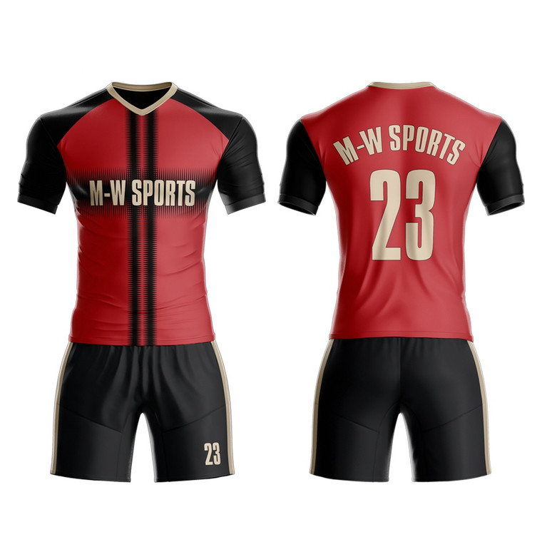 Custom Football Shirt Maker Soccer Jersey China Manufacture Design Your Own Soccer Jersey