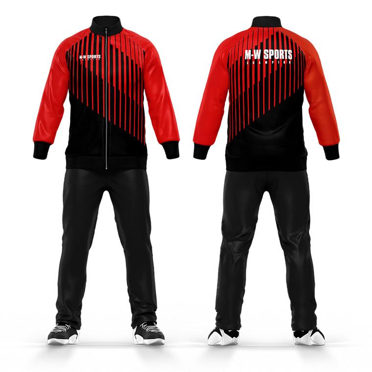 Custom Sublimation Primary School Uniform Training Tracksuit Designs Kids Tracksuit School Uniform Design Wholesale