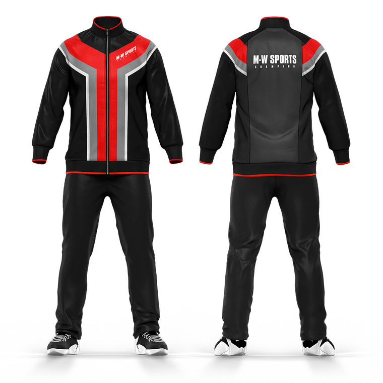 Cheap Tracksuit Customized Mens Polyester Tracksuit Fashion Tracksuit Sets For Sale