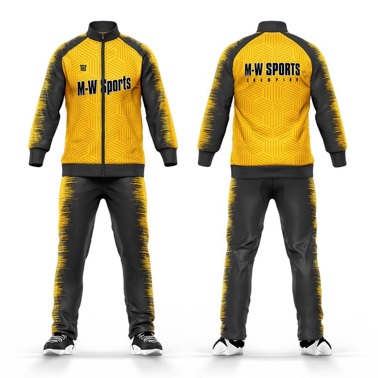 Manufacturer Latest Men's Colored Tracksuit Fashionable Casual Designer Track Suit