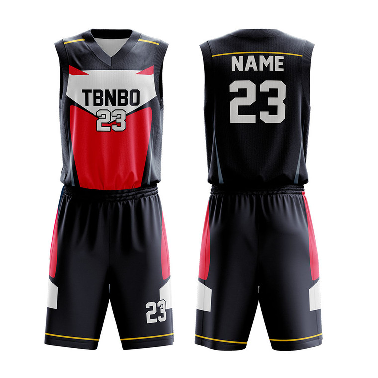 Customized Singlets Personal Designs Fully Colorful Sublimated Basketball Jerseys