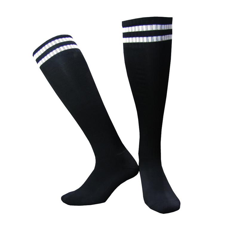 Sports Training Football Socks Custom Team Stripe Soccer Socks