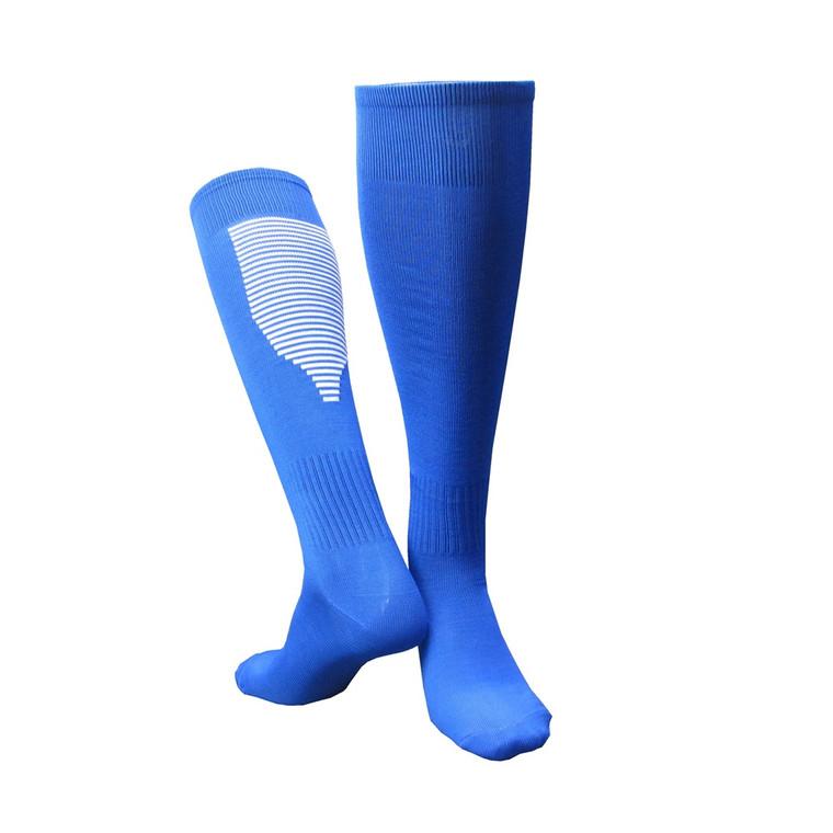 Men/kids Football Socks Soccer Long Plain Sport Socks