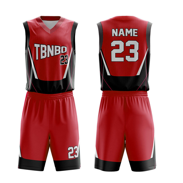 Customize Your Own New Design Basketball Jerseys Youth  Basketball Wear