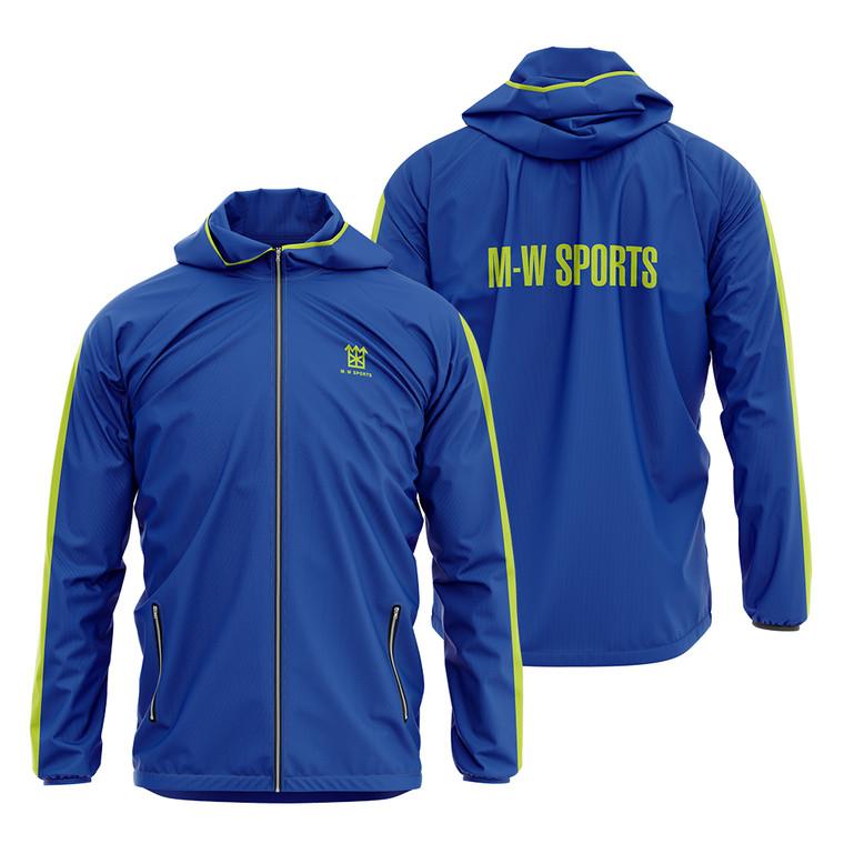 Windbreaker Men Casual Spring Autumn Lightweight Jacket Sports Hooded Zipper Up Jackets Outwear