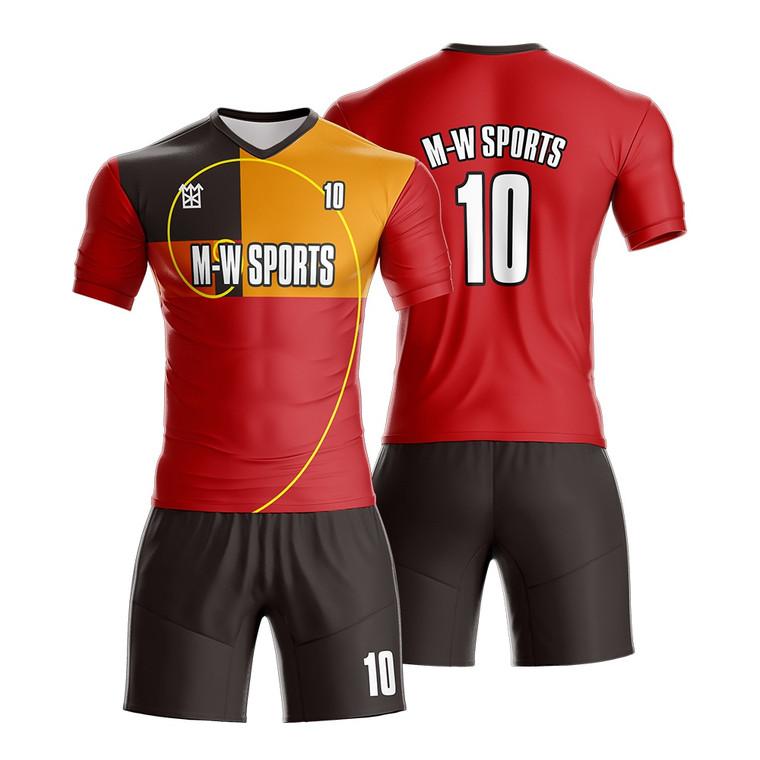 2020 Newest Soccer Jerseys Sportswear Unisex Soccer Kits  Soccer Training Clothes