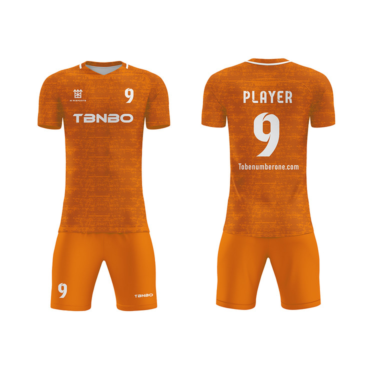Soccer Jersey Sets Sublimation Soccer Wear For Men's  Practice  Soccer Shirts Football Sportswear