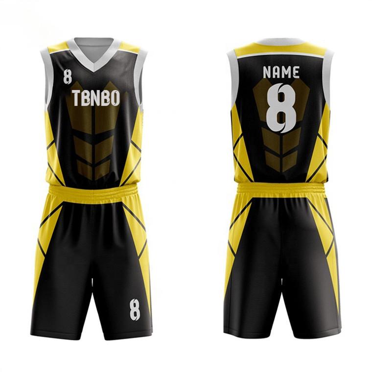 OEM Custom Made Best Price Top Quality Sports Basketball Wear Men's  Basketball Uniforms