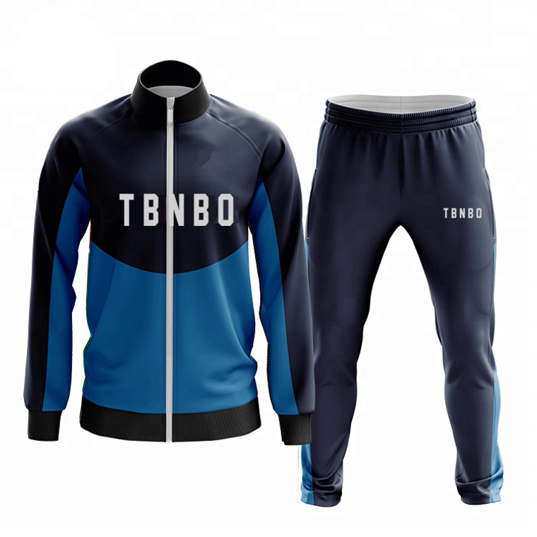 High quality Wholesales New Design Men Tracksuit School Uniform Track Suit