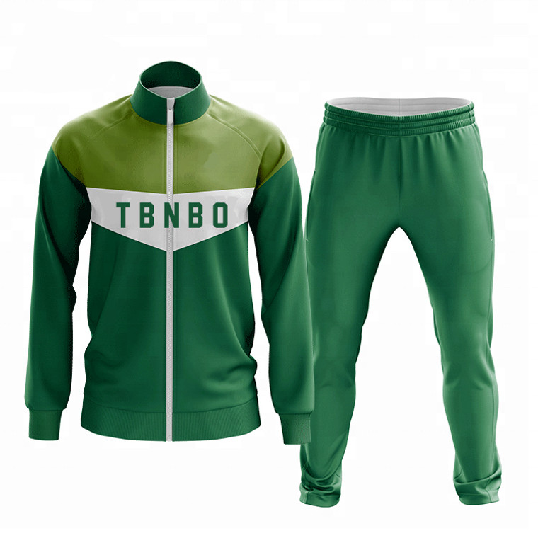 Custom Gym Tracksuit Sports Men Youth Tracksuit Set With Quick Dry and Comfortable Material