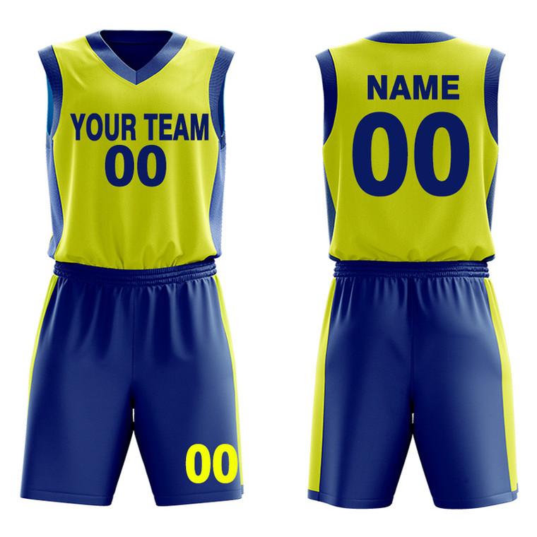 Custom Basketball Team Uniform with pocket men,youth,kids sport jerseys set print name,logo and numbers
