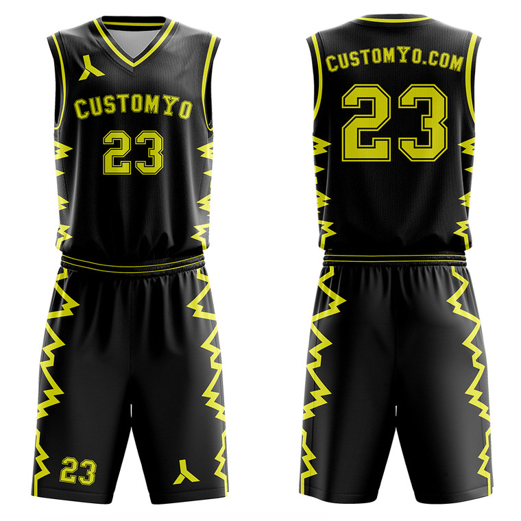 Custom Basketball Set Tops and Shorts - Make You own Jersey - Personalized Team Uniforms Men Kids Youth