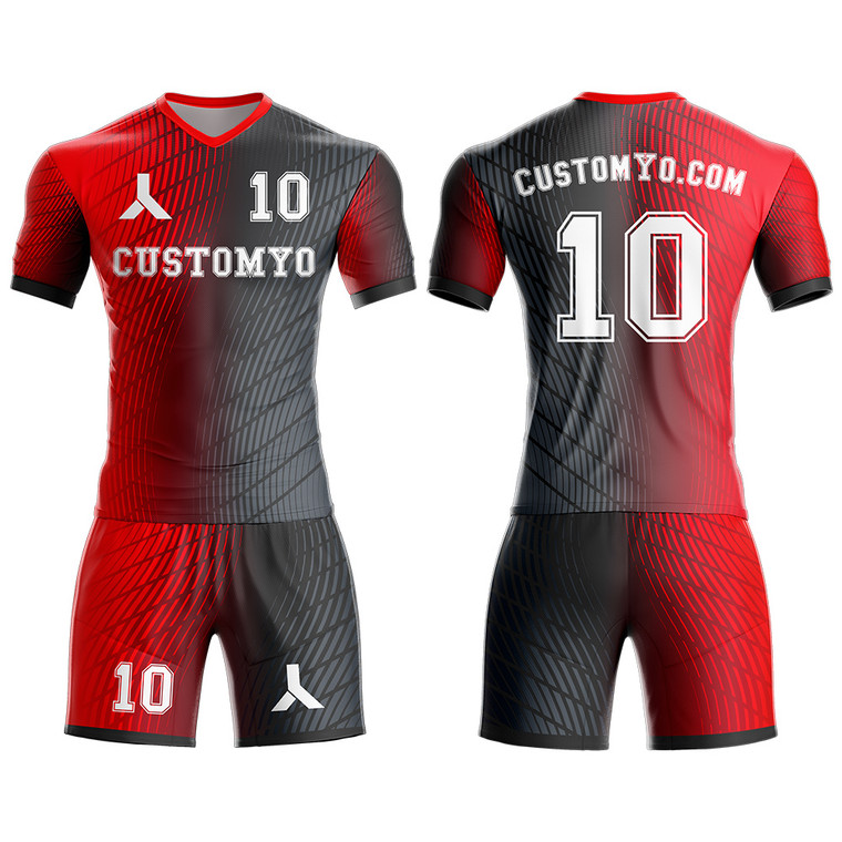 Custom Team Sportswear 2021 NEW DESIGN Soccer Jerseys Create your own uniform with Team Names, Numbers and LOGO