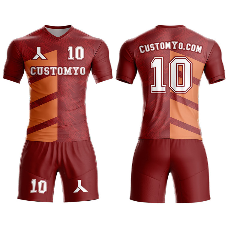 Custom football Jersey for Men/youth/kids Full Sublimation Uniform Design Team Name & Numbers