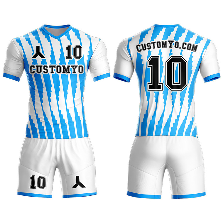 Custom Soccer Jerseys for Men/youth/kids - Make Your OWN Jersey T Shirts & shorts Team Football Uniforms free add with name/number/logo