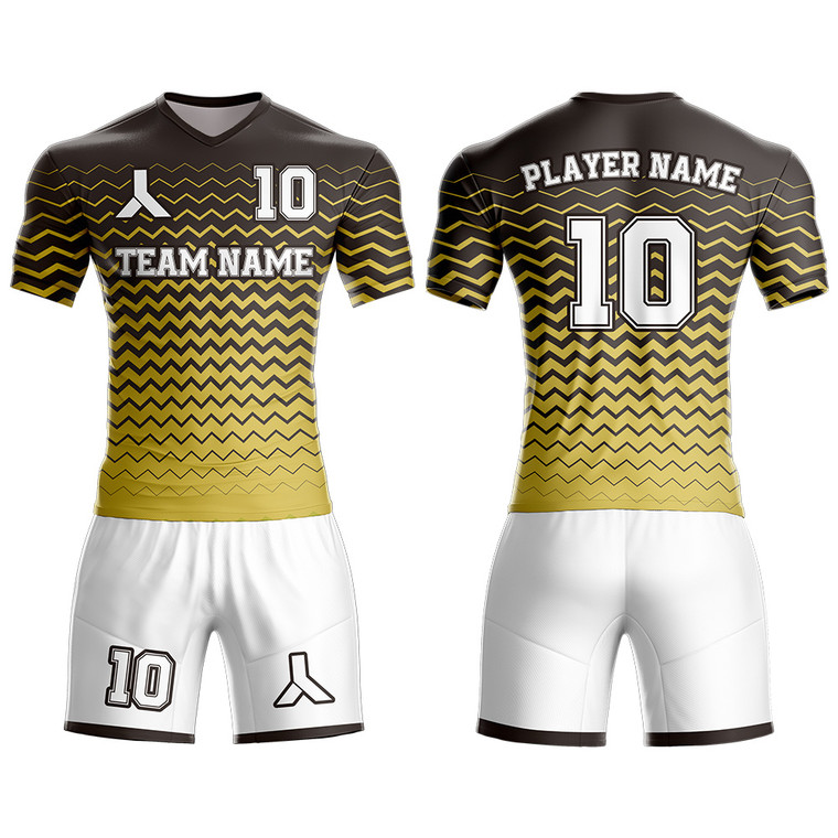 Custom Soccer Jersey & Shorts Club Team Personalized Soccer Jersey Kits for Adult Youth add Any Name and Number Custom Football Jersey