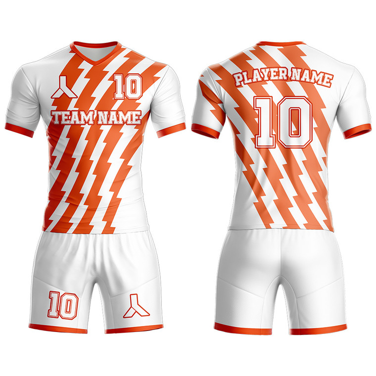 Custom Soccer uniforms Club Team football Jersey Kits for men Youth kids add with Any Name and Number