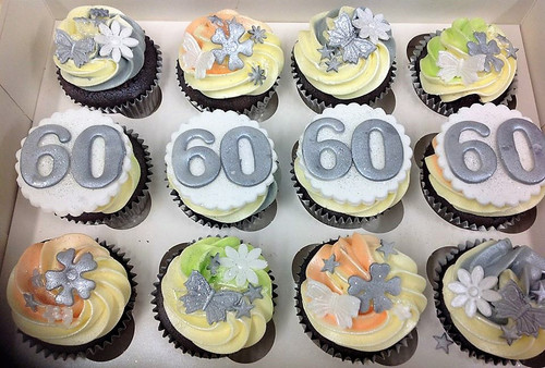 Bithday Cupcakes