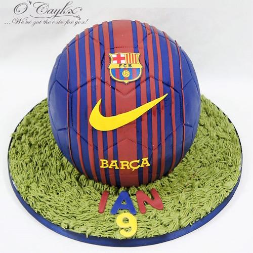 Barcelona FC Football CC0026
